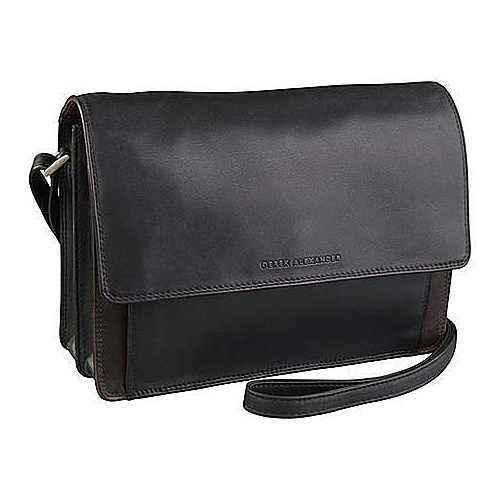 Derek Alexander Alternatives East/West Flap Organizer