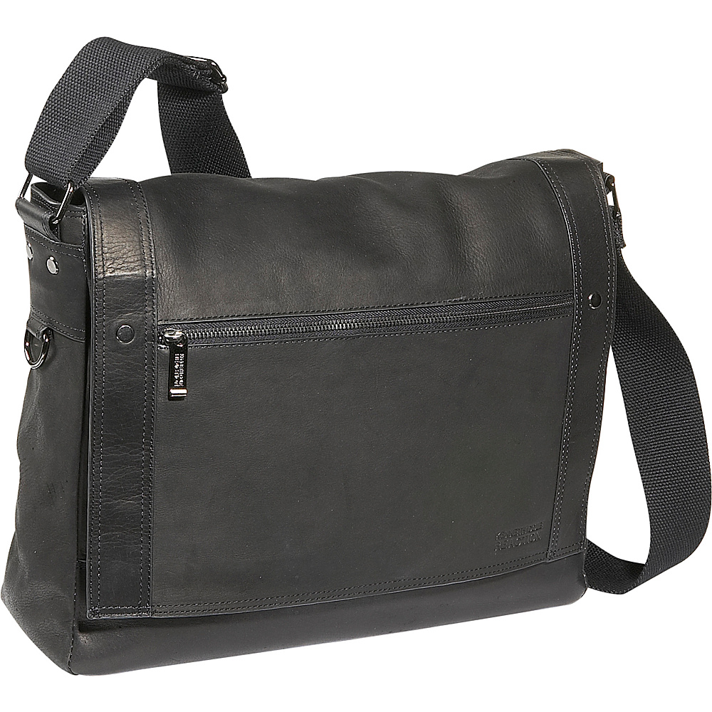 Kenneth Cole Reaction Busi-Mess Essentials Columbian - Work Bags & Briefcases, Messenger Bags