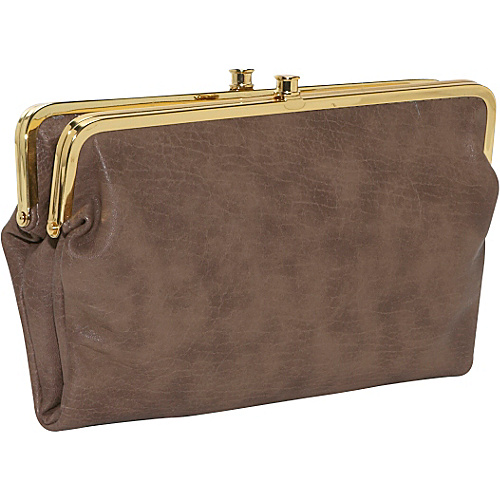 Urban Expressions Double Framed Folded Wallet - Clutch