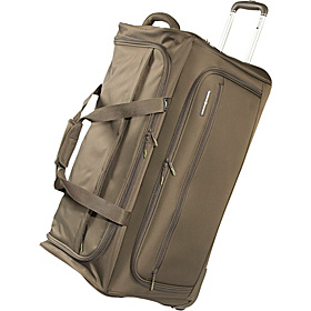 Helium SuperLite Trolley Duffel Mocha Brown