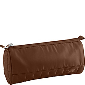 Punter Zip Pouch Chocolate
