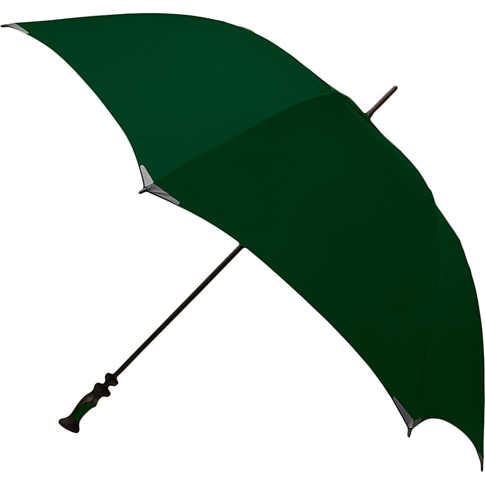 ShedRain WalkSafe Vented Golf Umbrella Hunter