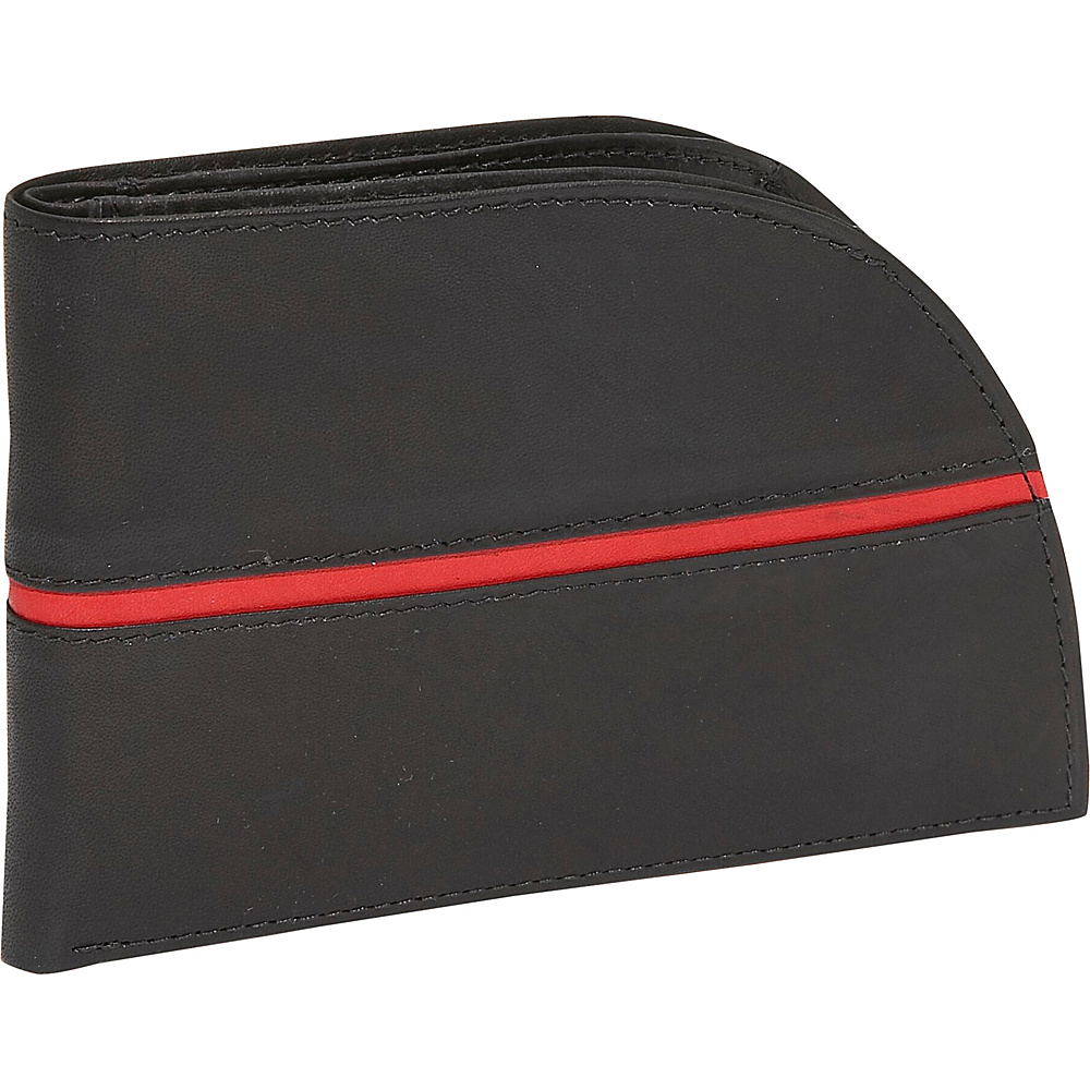Rogue Wallets Redline Wallet Black