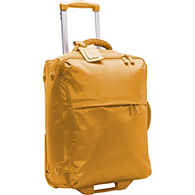 22'' Foldable 2 Wheeled Carry-On Mustard