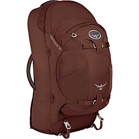 Farpoint 55 medium/large Mud Red