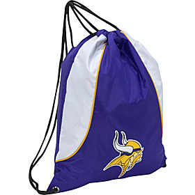Minnesota Vikings String Bag Minnesota Vikings Purple