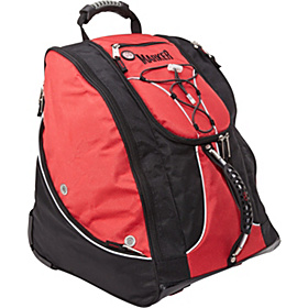 Wheeling ''Everything'' Boot Bag Red/Black