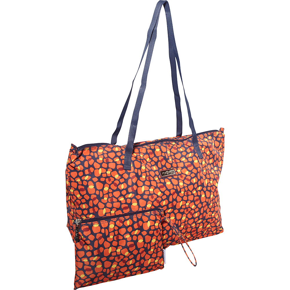 Hadaki Lagniappe Tote Arabesque Pebbles - Hadaki Manmade Handbags - Handbags, Manmade Handbags
