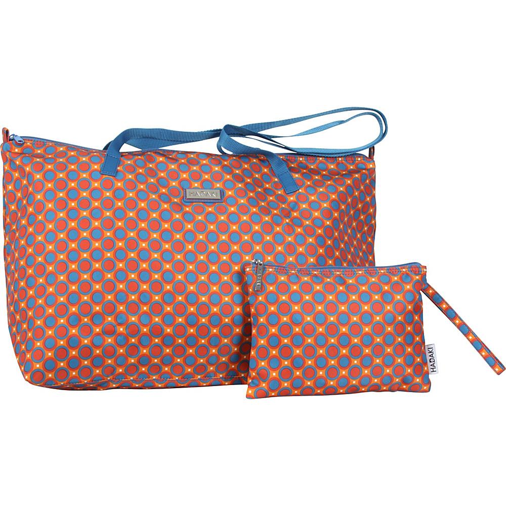 Hadaki Lagniappe Tote Cassandra Dots - Hadaki Manmade Handbags - Handbags, Manmade Handbags