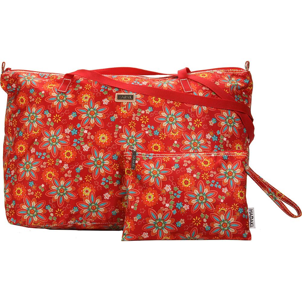 Hadaki Lagniappe Tote Primavera Floral - Hadaki Manmade Handbags - Handbags, Manmade Handbags