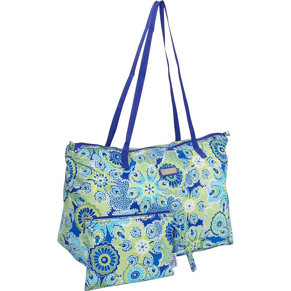 Hadaki Lagniappe Tote - Jazz Cobalt - Handbags, Manmade Handbags