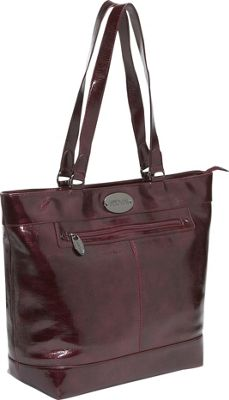 Kenneth Cole Reaction Etched in Stone Ladies Bucket Laptop Tote