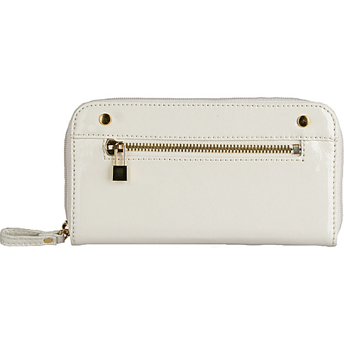 Boulevard VIP Wallet - White Frost