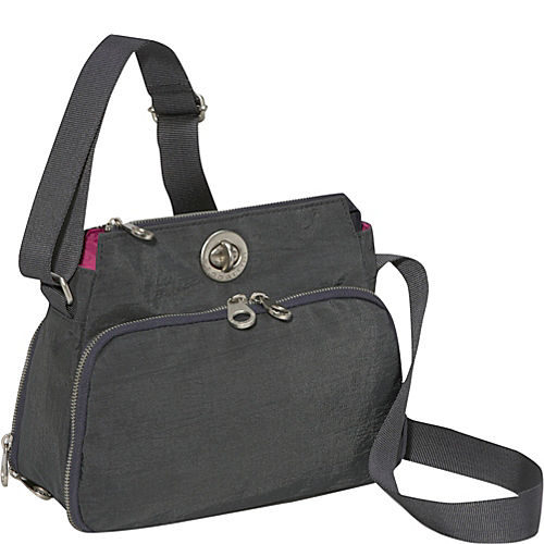 Charcoal/Fuschia - $74.95