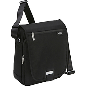 Mobility - Medium Personal Network Shoulder Bag Black