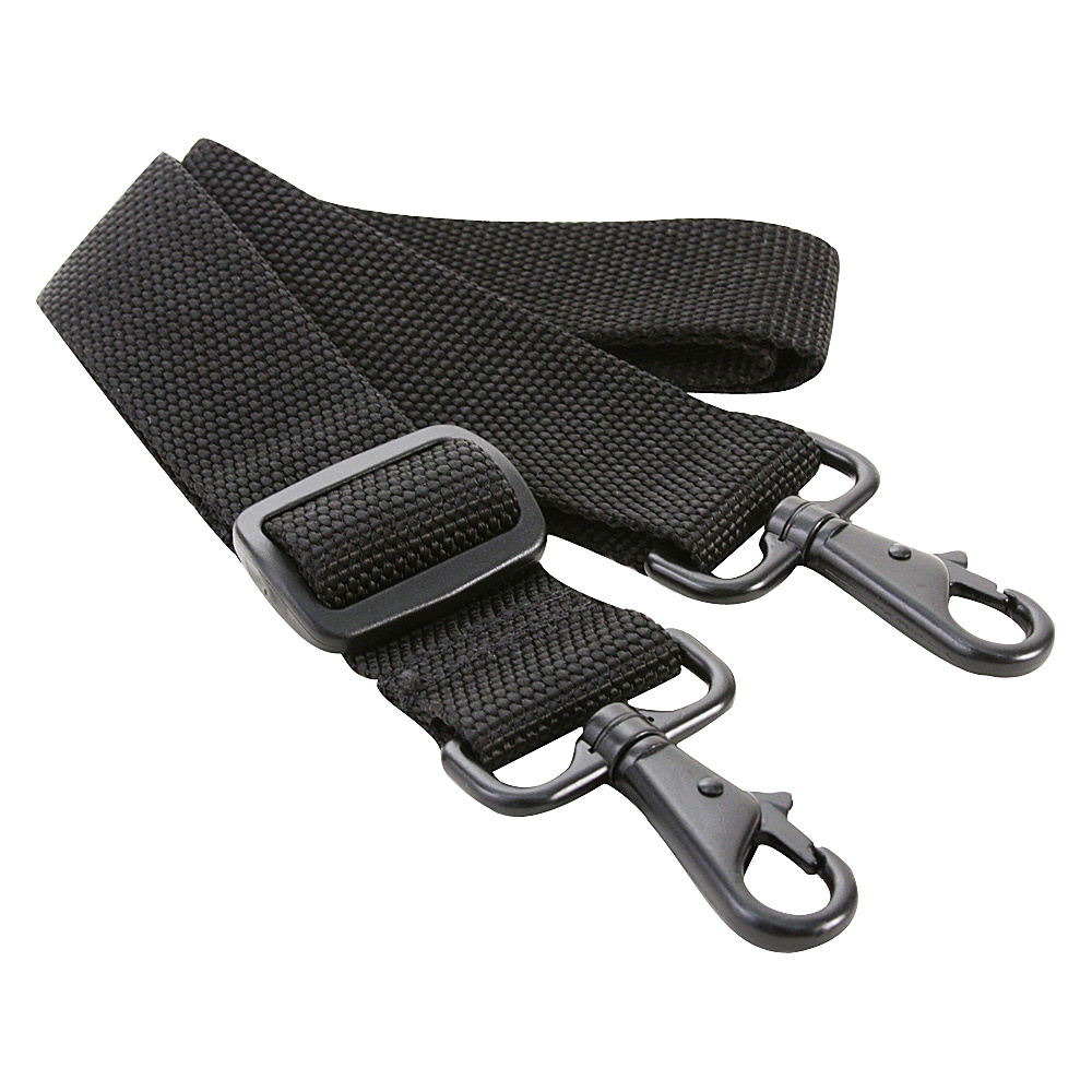 Manhattan Portage Adjustable Shoulder Strap - Black - Work Bags & Briefcases, Business Accessories