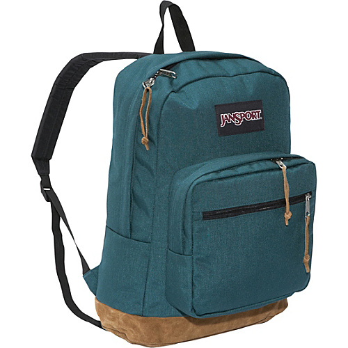 JanSport Right Pack Backpack  - Originals Taro Teal - Backpacks, Laptop Backpacks