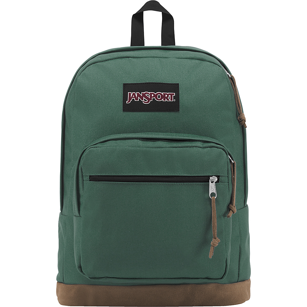 JanSport Right Pack Laptop Backpack Forge Grey - JanSport Business & Laptop Backpacks - Backpacks, Business & Laptop Backpacks