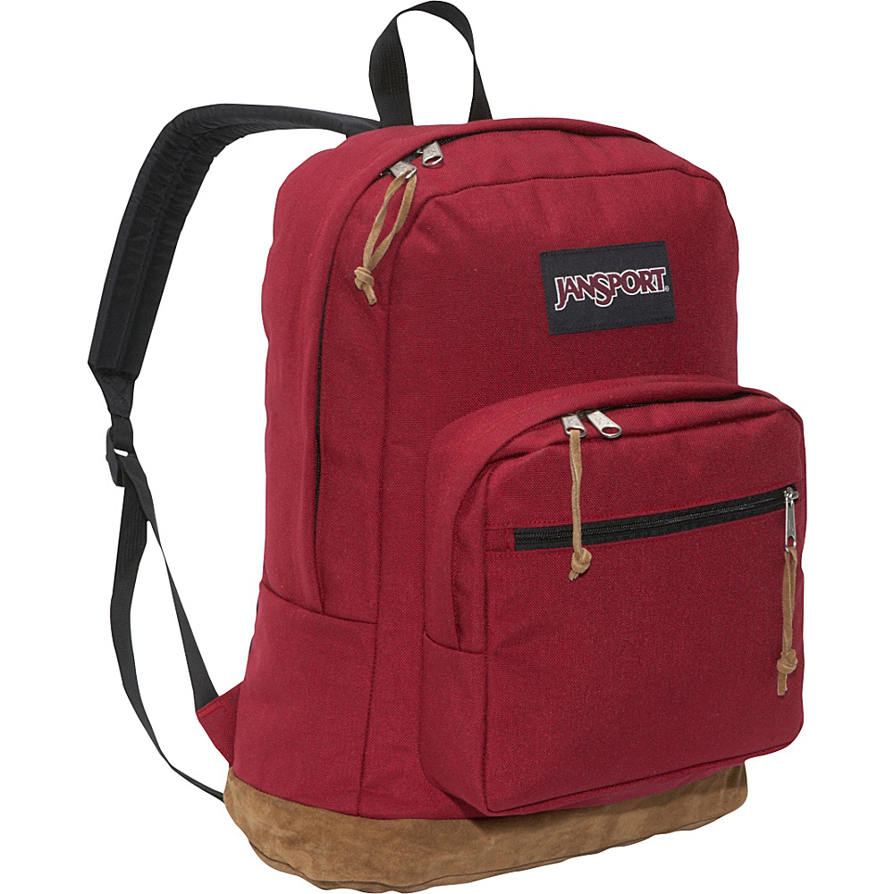 Jansport Right Pack Laptop Backpack - Viking Red