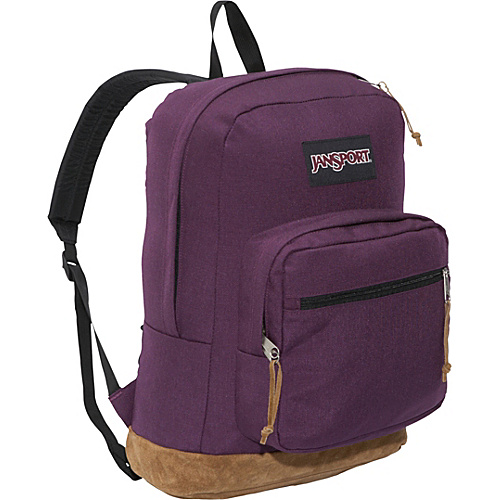 JanSport Right Pack Backpack - Originals Purple Rumba - Backpacks, Laptop Backpacks