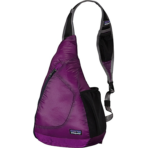 Patagonia Lightweight Travel Sling Ikat Purple - Patagonia Slings