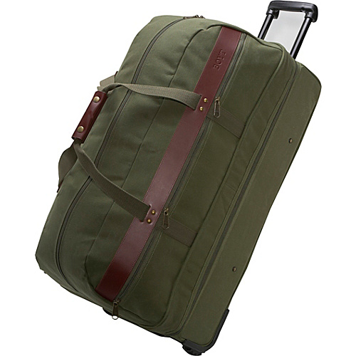 "Boyt Harness 30"" Covey Bag Rolling Duffel - Large - OD"