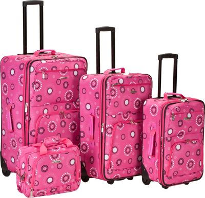 Women's Pink Luggage Sets - eBags.com