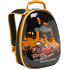 Cars Blazing Trails 16'' Hybrid Backpack Cars