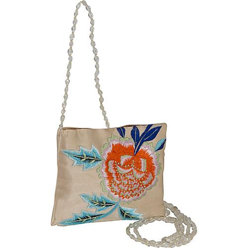 Moyna Handbags Fabric Cross Body - Cross Body