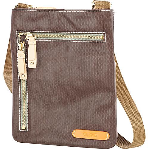 Clava Carina Mini Zip Crossbody Bag