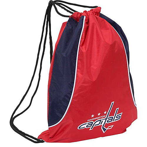 Concept One Washington Capitals String Bag - Navy