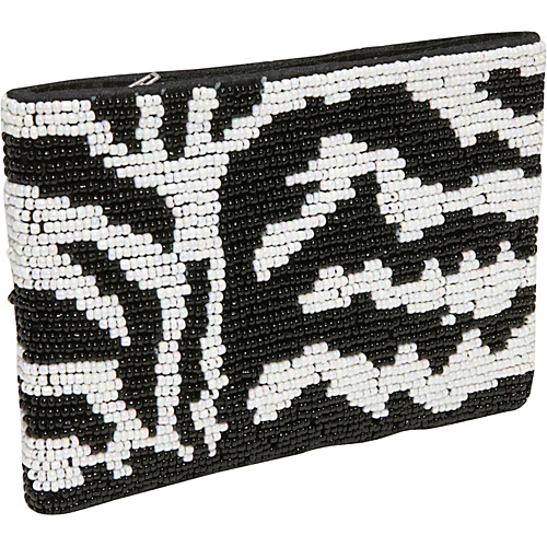 About Color Animal Print Coin Purse - Zebra