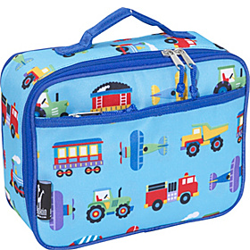 Olive Kids Trains, Planes & Trucks Lunch Box Trains Planes Trucks
