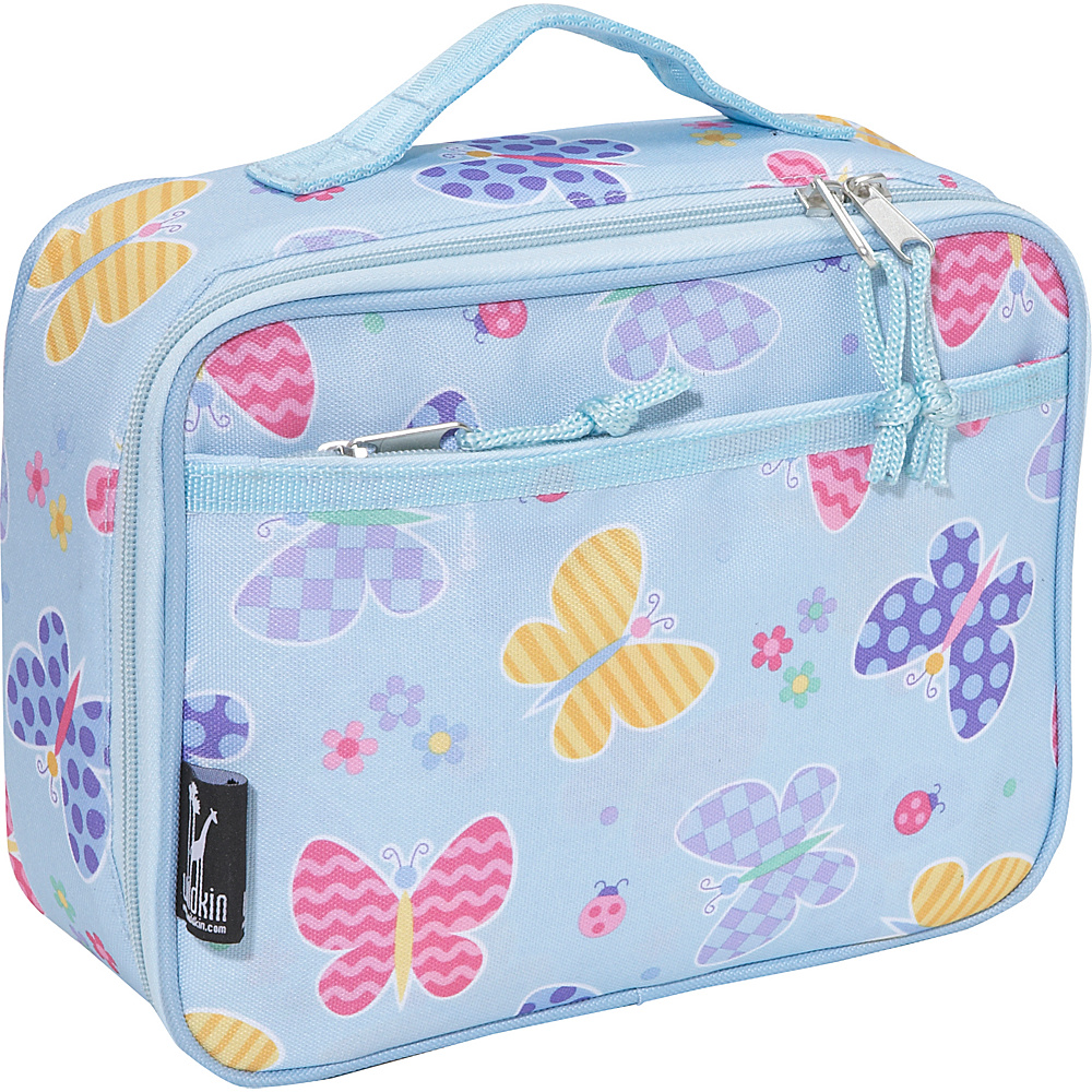 Wildkin Olive Kids Butterfly Garden Lunch Box - Travel Accessories, Travel Coolers