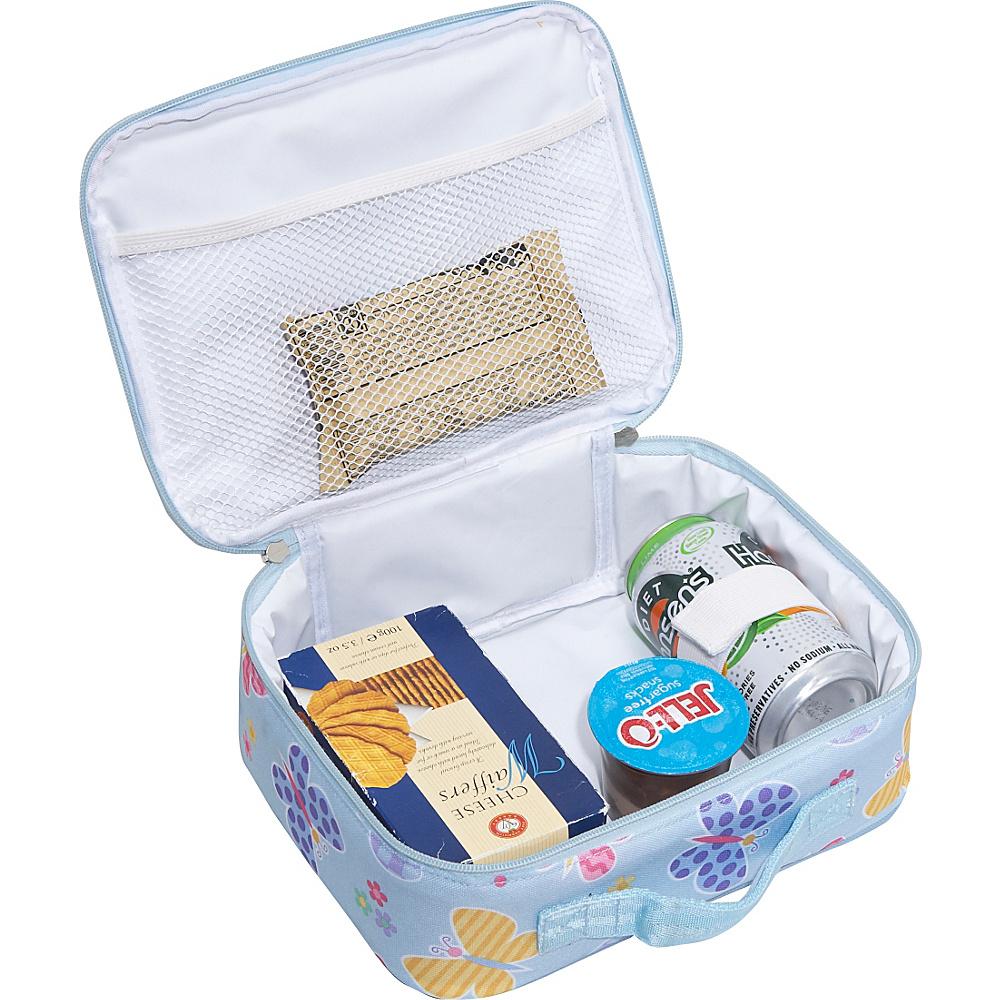 Wildkin Olive Kids Butterfly Garden Lunch Box