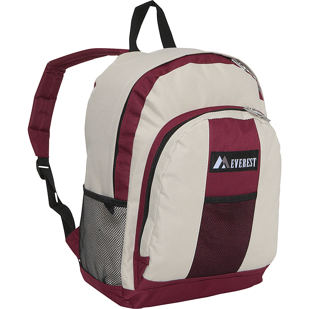 Everest Backpack with Front & Side Pockets - Backpacks, Everyday Backpacks