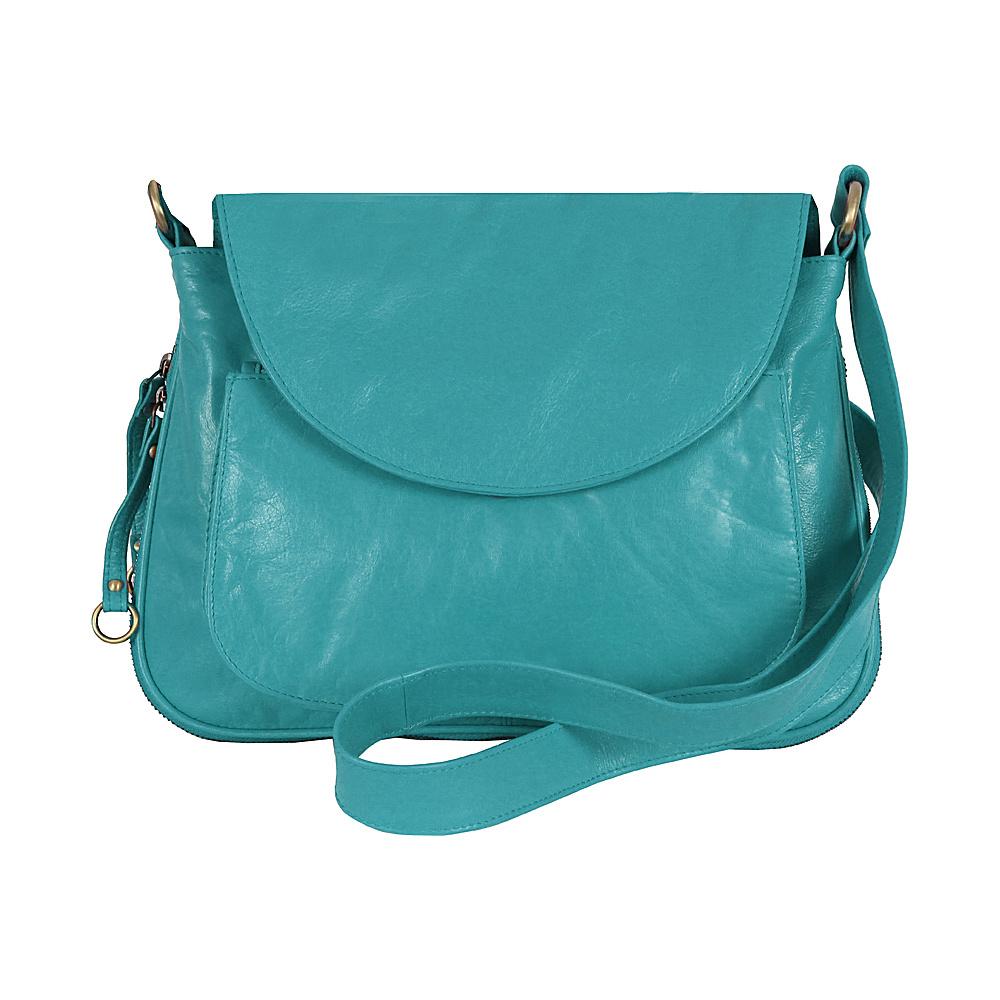 Latico Leathers Mitzi Caribe Latico Leathers Leather Handbags