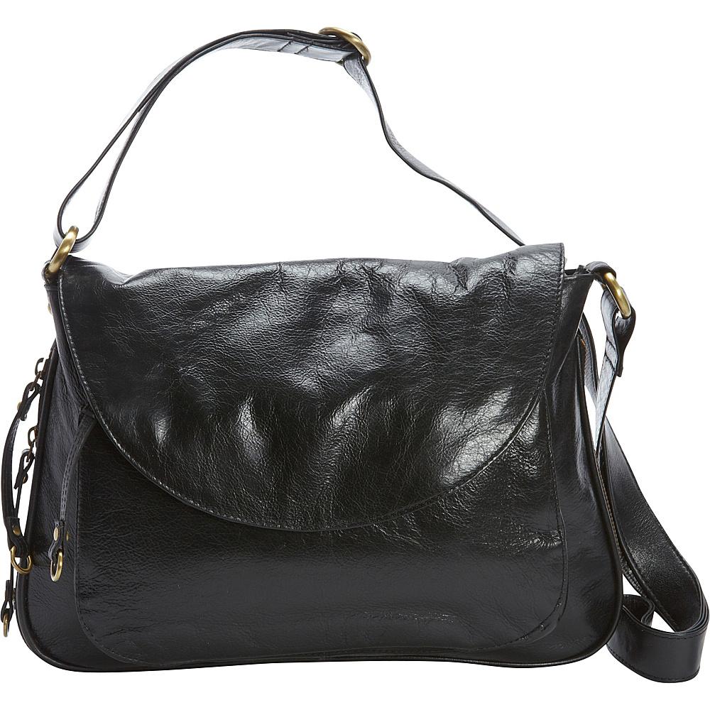 Latico Leathers Mitzi Black - Latico Leathers Leather Handbags - Handbags, Leather Handbags