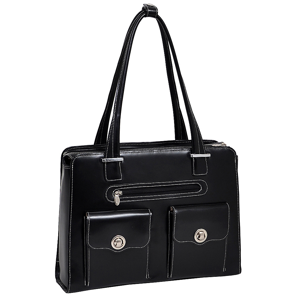 McKlein USA Verona - Ladies Fly-Through - Work Bags & Briefcases, Women's Business Bags