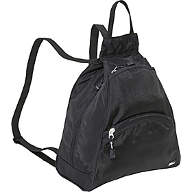 Small Tear Drop Bike Pack Black/Black