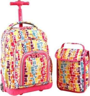 Wheeled Backpacks For Kids SmyEN534