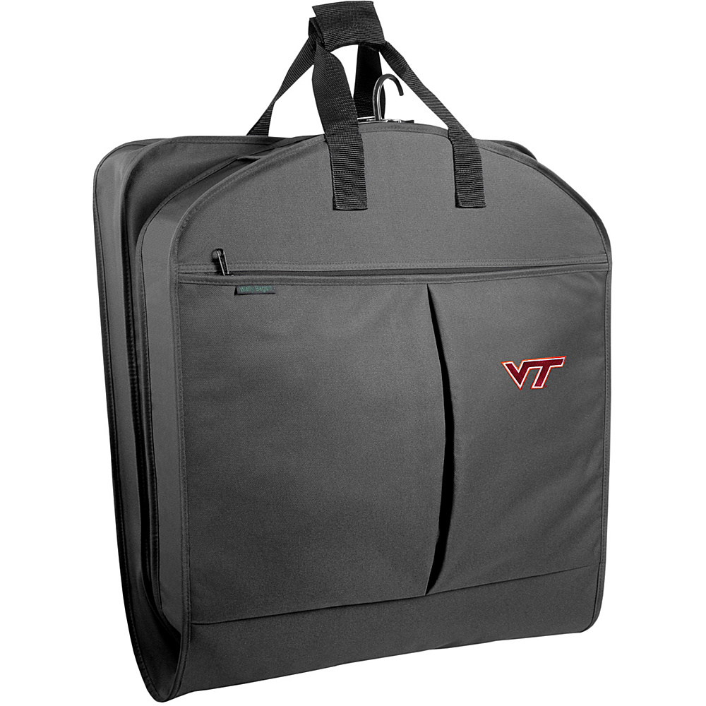 Wally Bags Virginia Tech 40 Suit Length Garment Bag - - Luggage, Garment Bags