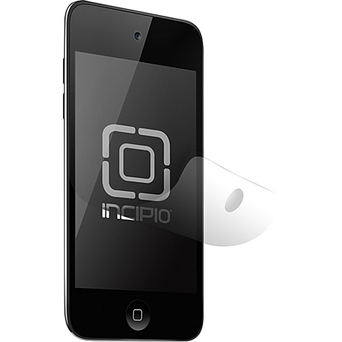 Incipio Screen Protector - iPod touch 4G Clear - 3 Pack Clear - Incipio Personal Electronic Cases