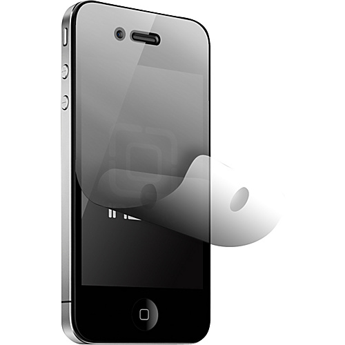 Incipio Screen Protector - iPhone 4 Mirror - 3 Pack Clear - Incipio Personal Electronic Cases
