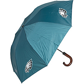 Philadelphia Eagles Woody Umbrella Emerald