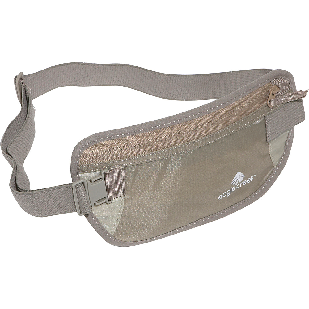 Eagle Creek Undercover Money Belt - Khaki - Travel Accessories, Travel Wallets