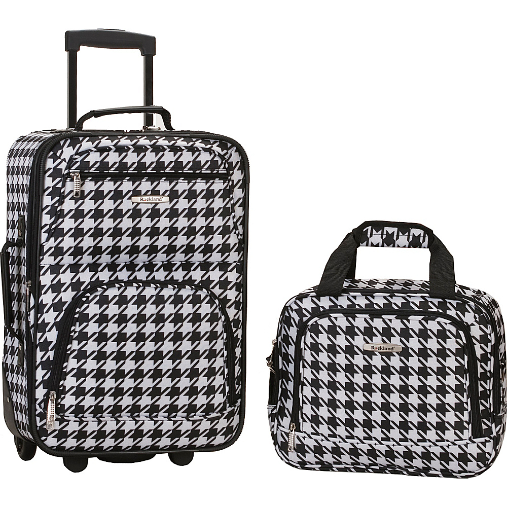 Rockland Luggage Rio 2 Piece Carry On Luggage Set - Luggage, Luggage Sets