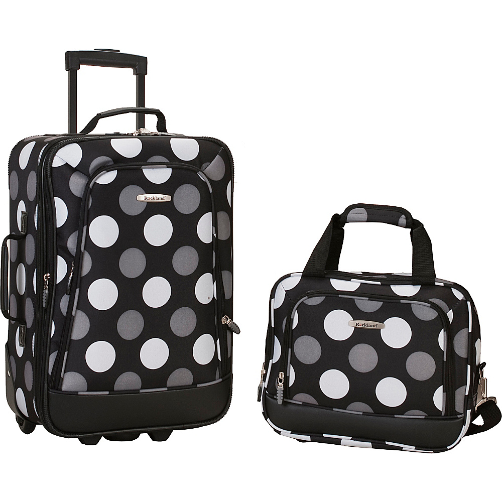 Rockland Luggage Rio 2 Piece Carry On Luggage Set - New - Luggage, Luggage Sets