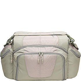 Discovery Shoulder Bag - Large Sage/khaki