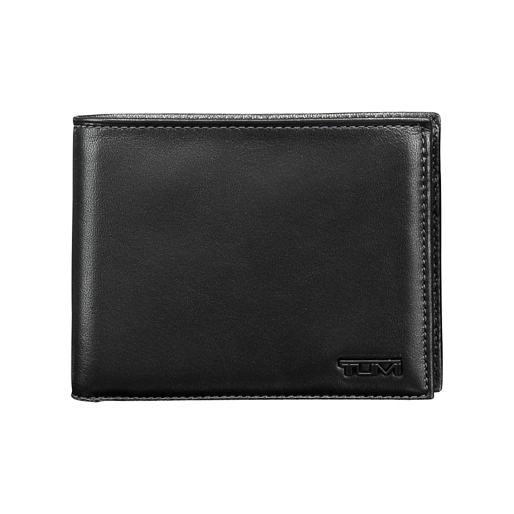 Tumi Delta Global Coin Wallet - Black - Work Bags & Briefcases, Men's Wallets